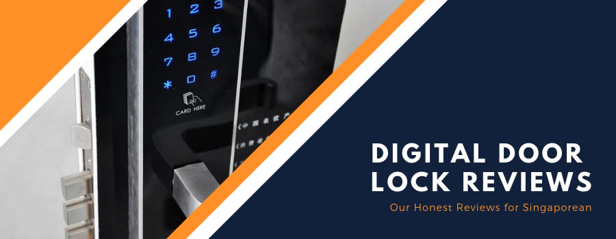 5 Best Digital Door Lock In Singapore - Our Honest Review