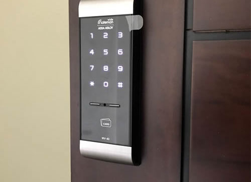 digital door lock, electronic door locks